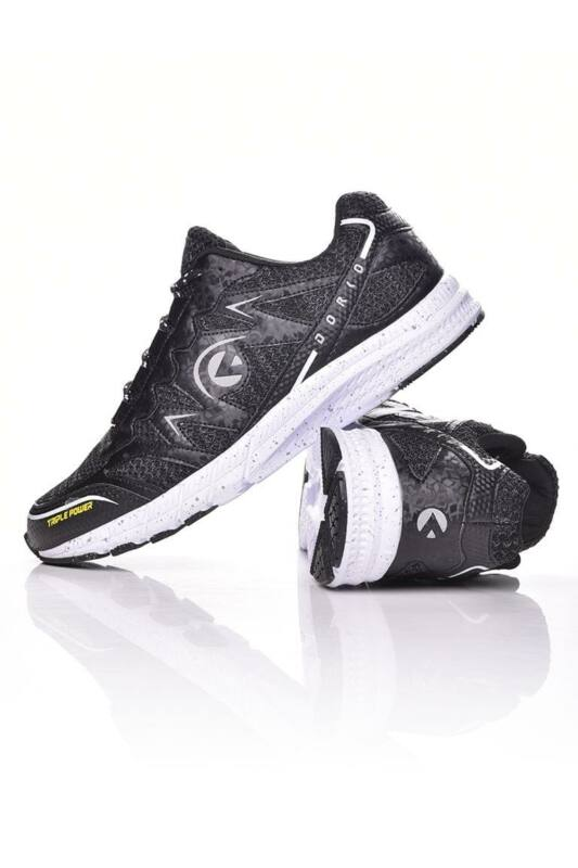 Dorko Férfi Futó cipő, fekete Racer, DS1911_____0001