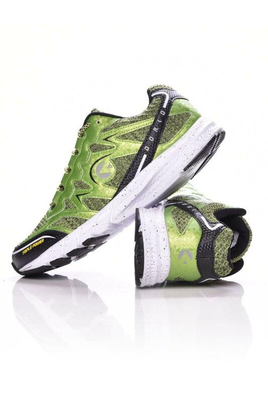 Dorko Férfi Futó cipő, zöld Racer, DS1911_____0300