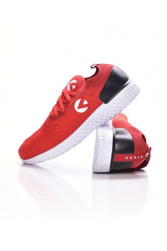 Dorko Kamasz lány Utcai cipő, Piros Frogger, DS1913_____0600