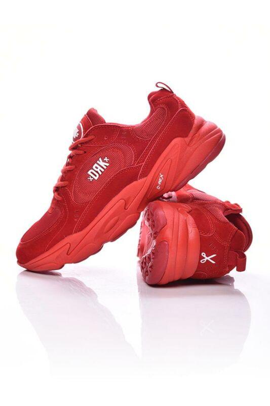 Dorko Unisex Utcai cipő, piros D-Rex, DS1915_____0600