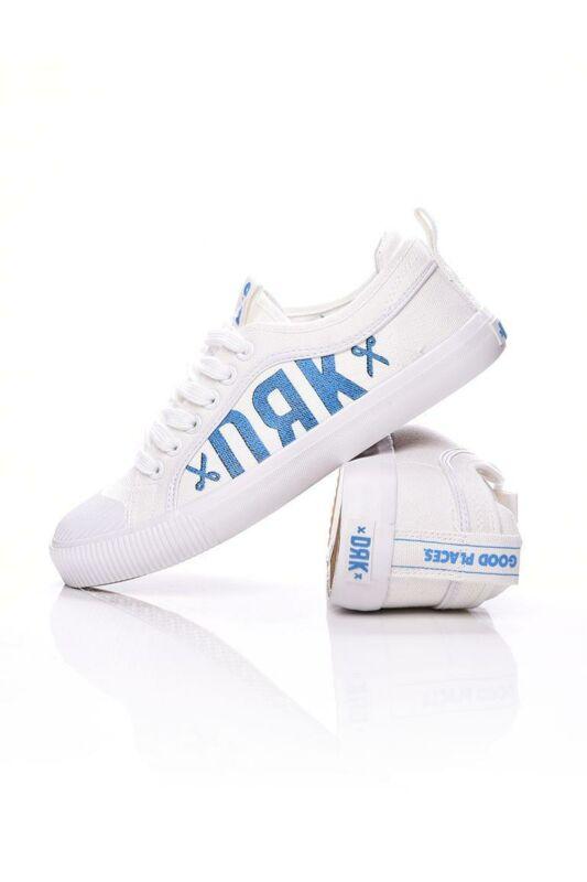 Dorko Unisex Torna cipő, Fehér 91 low, DS1925_____0101