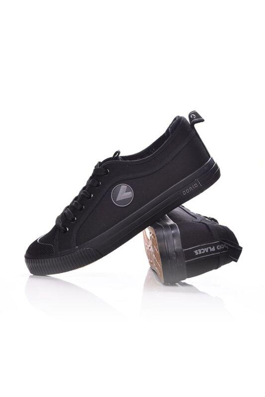 Dorko Férfi Torna cipő, Fekete 81 low, DS1926_____0002