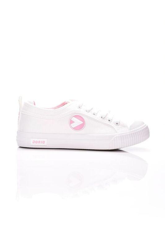 Dorko Női Torna cipő, Fehér 81 low, DS1926_____0102
