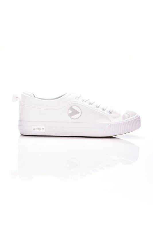 Dorko Női Torna cipő, Fehér 81 low, DS1926_____0103