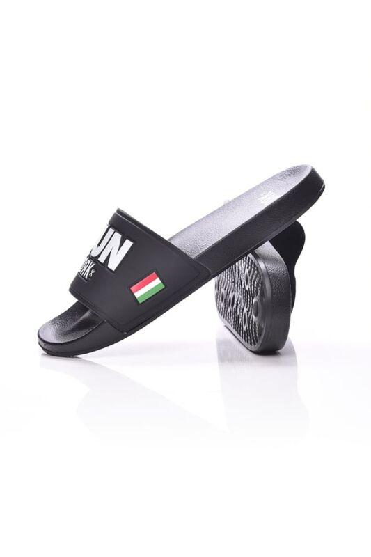 Dorko Unisex Strandpapucs, fekete HUNGARY SLIPPER, DS1936_____0001
