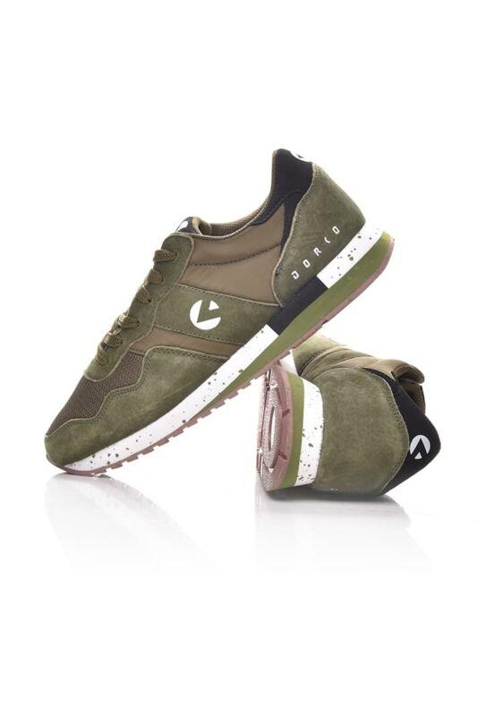 Dorko Férfi Utcai cipő, khaki LIBERTY, DS1973_____0350