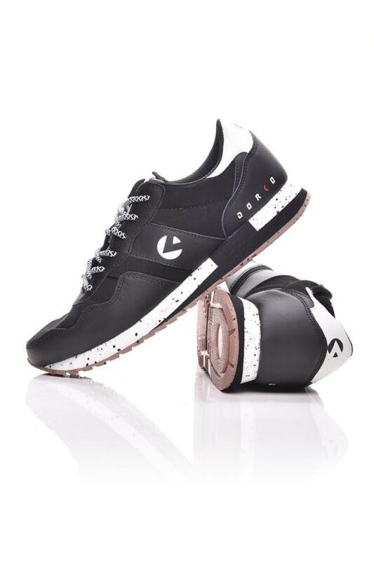 Dorko Férfi Utcai cipő, fekete LIBERTY LTH, DS1979_____0001