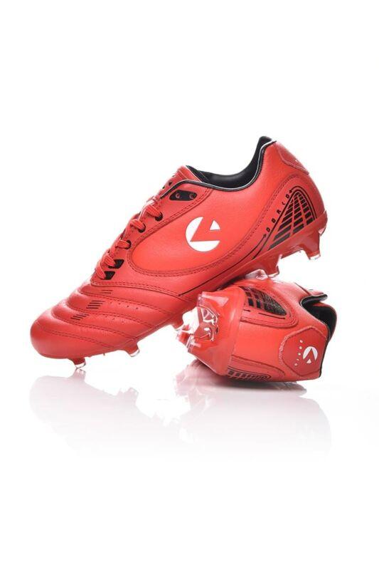 Dorko Kamasz fiú Foci cipő, Piros MASTER II FG, DS1996_____0600