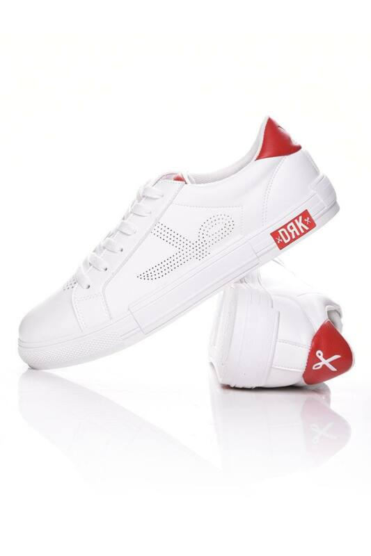 Dorko Férfi Utcai cipő, fehér Miami, DS2010_____0106