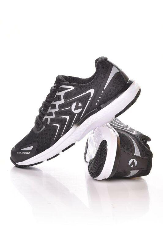 Dorko Kisgyerek fiú Futó cipő, Fekete Speed Kids, DS2021_____0001