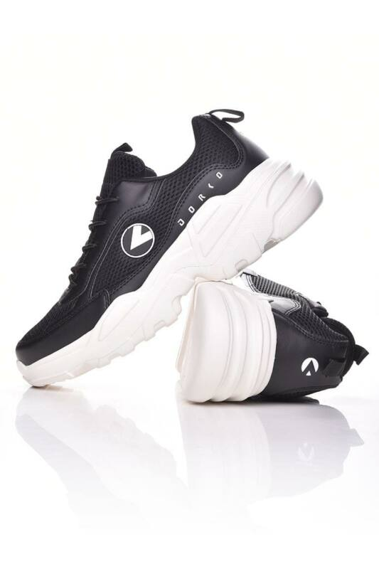 Dorko Férfi Utcai cipő, fekete Hulk, DS2023_____0001
