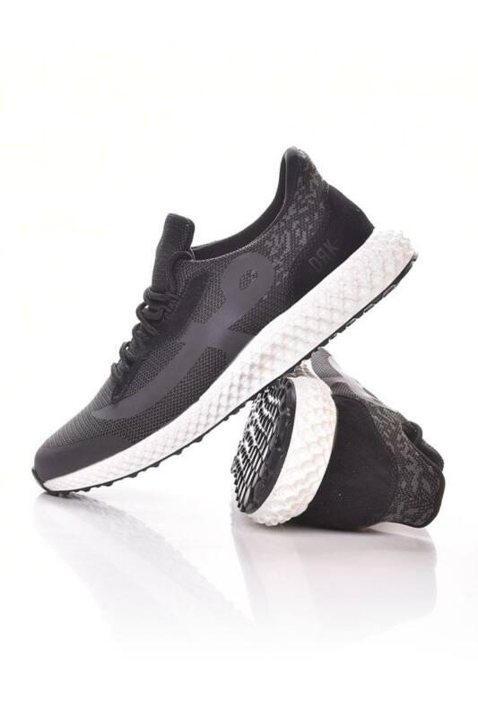Dorko Férfi Utcai cipő, Fekete Spirit, DS2031_____0001