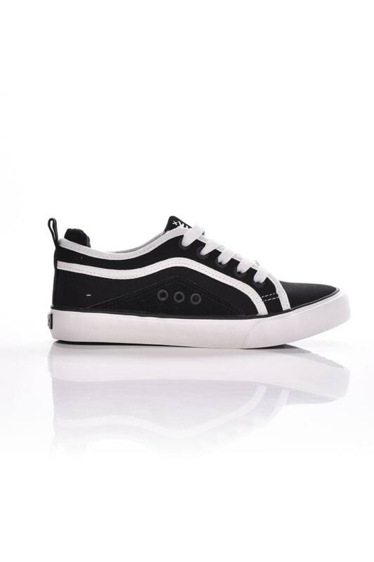 Dorko Kisgyerek fiú Torna cipő, Fekete 91 low KIDS, DS2039_____0001