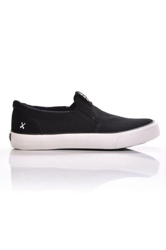 Dorko Unisex Torna cipő, Fekete Slip-On, DS2040_____0001