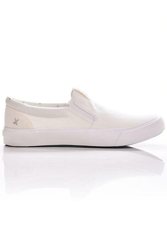 Dorko Unisex Torna cipő, Fehér Slip-On, DS2040_____0100
