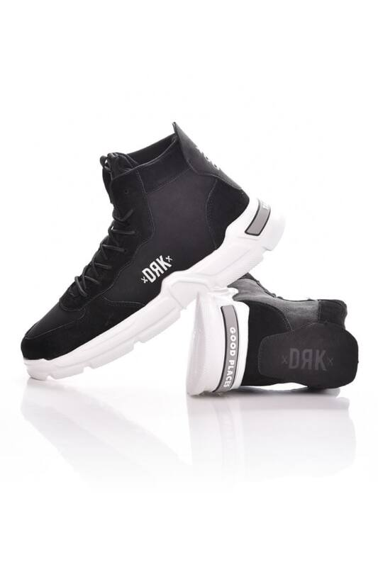 Dorko Férfi Utcai cipő, Fekete Duster, DS2062_____0001