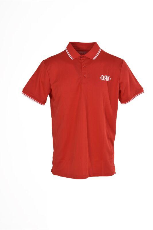 Dorko Férfi Rövid ujjú T Shirt, Piros GRAND SLAMMER SPORT T-SHIRT, DT1943M____0600