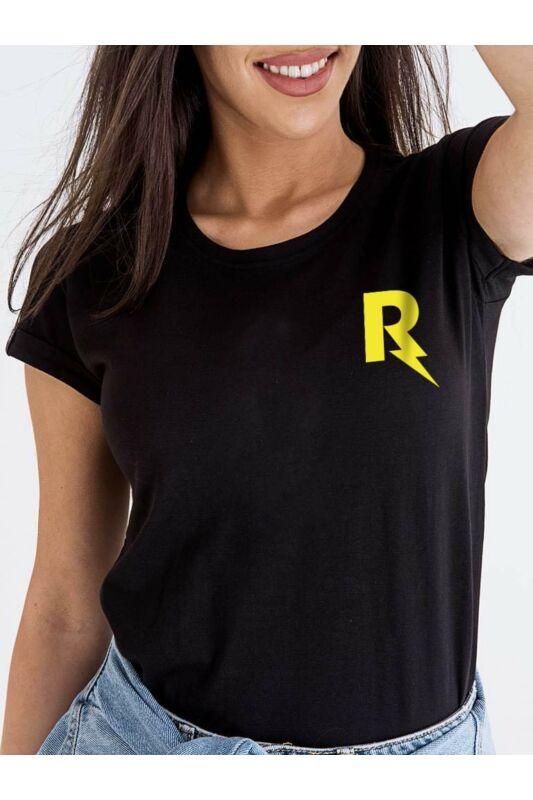Dorko Női Rövid ujjú T Shirt, Fekete DRK x Rock The City woman, DT20RTC3W__0001