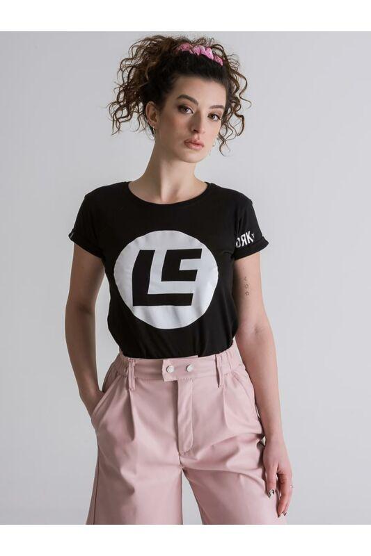 Dorko Női Rövid ujjú T Shirt, Fekete NEXT LEVEL T-SHIRT, DT2118W____0001