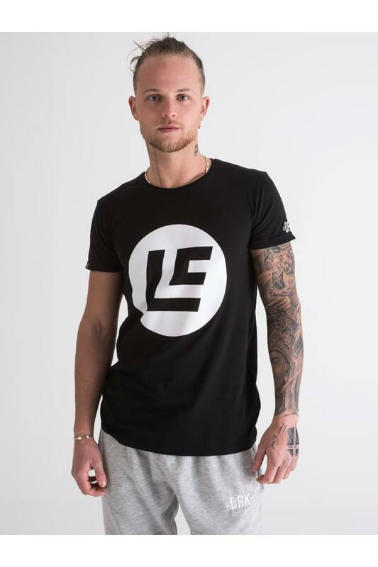 Dorko Férfi Rövid ujjú T Shirt, Fekete NEXT LEVEL T-SHIRT, DT2123M____0001