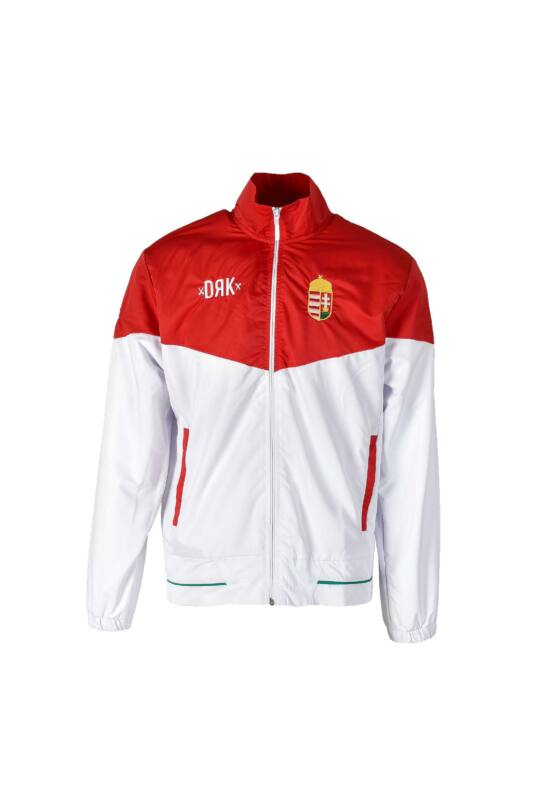 Dorko Unisex Jogging felsö, Piros HUNGARY JOGGING SWEATER UNI, DTHUNTR4T__0600