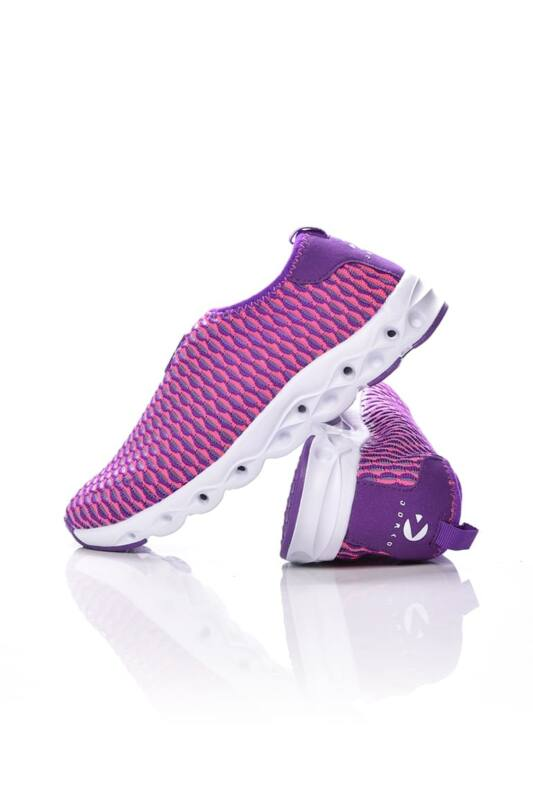 Dorko Női Utcai cipő, lila PLAJA, DUNN001S___0600