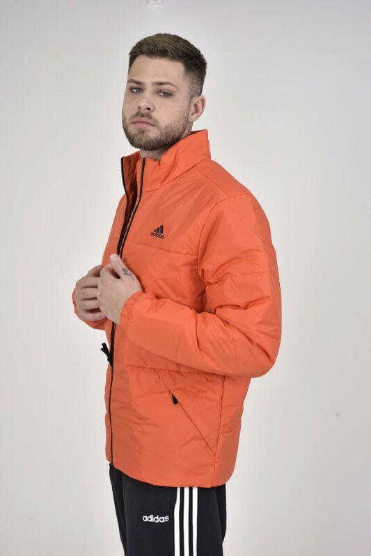 Adidas PERFORMANCE Férfi Utcai kabát, Narancssárga BSC 3S INS JKT, DZ1401