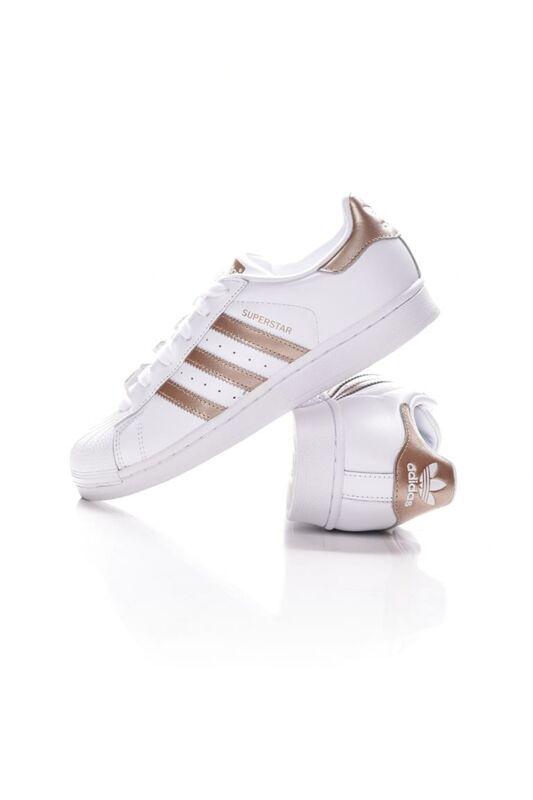 Adidas ORIGINALS Női Utcai cipő, fehér SUPERSTAR, EE7399
