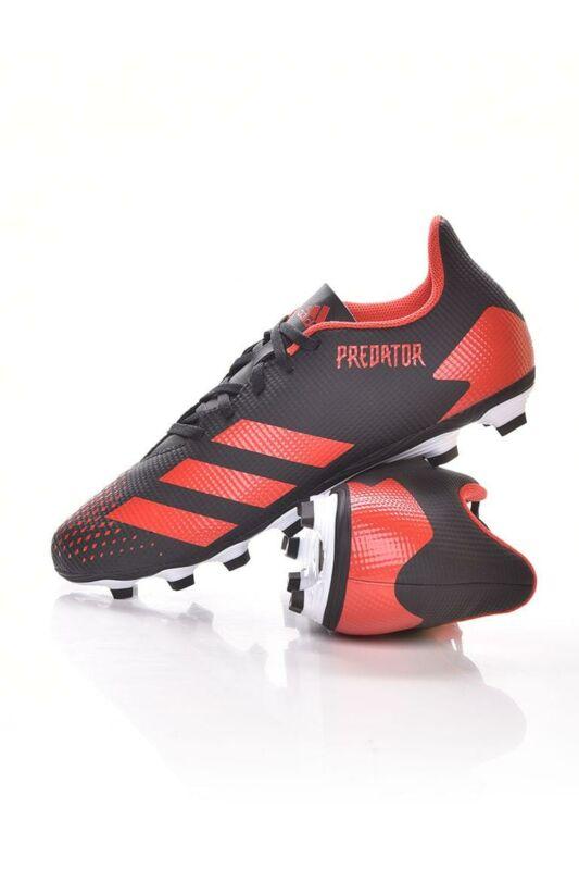 Adidas PERFORMANCE Férfi Foci cipő, Piros PREDATOR 20.4 FxG, EE9566