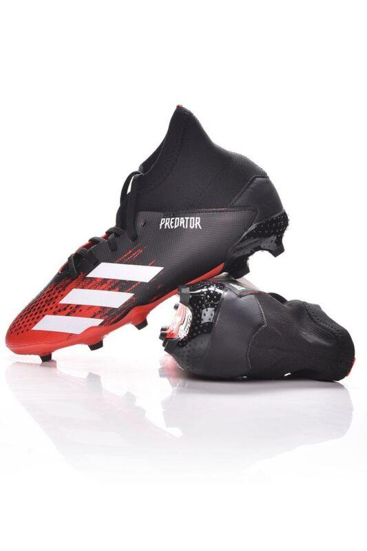 Adidas PERFORMANCE Kamasz fiú Foci cipő, Piros PREDATOR 20.3 FG J, EF1930