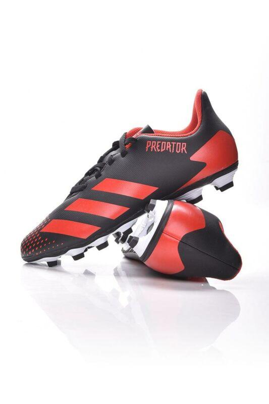 Adidas PERFORMANCE Kamasz fiú Foci cipő, Piros PREDATOR 20.4 FxG J, EF1931