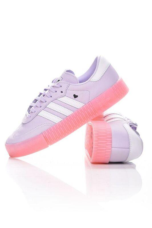 Adidas ORIGINALS Női Utcai cipő, világoskék SAMBAROSE, EF4966