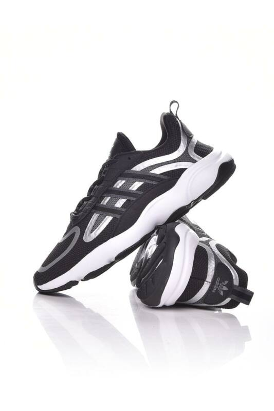 Adidas ORIGINALS Kamasz fiú Futó cipő, Fekete HAIWEE J, EF5769