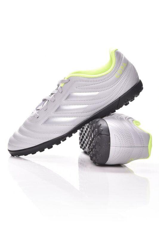 Adidas PERFORMANCE Kamasz fiú Foci cipő, Szürke COPA 20.4 TF J, EF8359