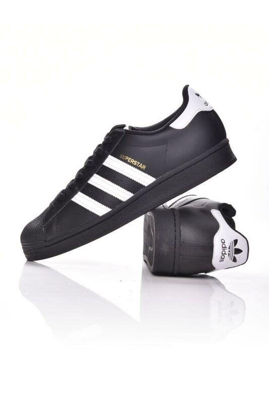 Adidas ORIGINALS Férfi Utcai cipö, fekete SUPERSTAR, EG4959