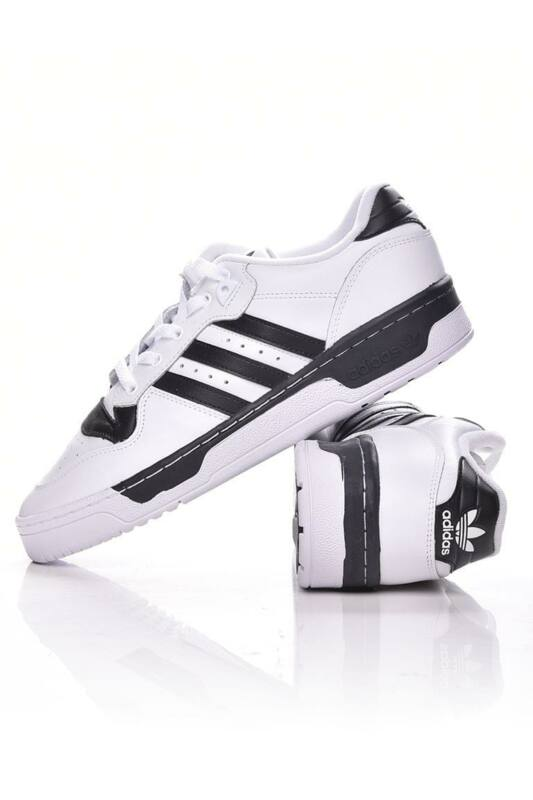 Adidas ORIGINALS Férfi Utcai cipő, fehér RIVALRY LOW, EG8062