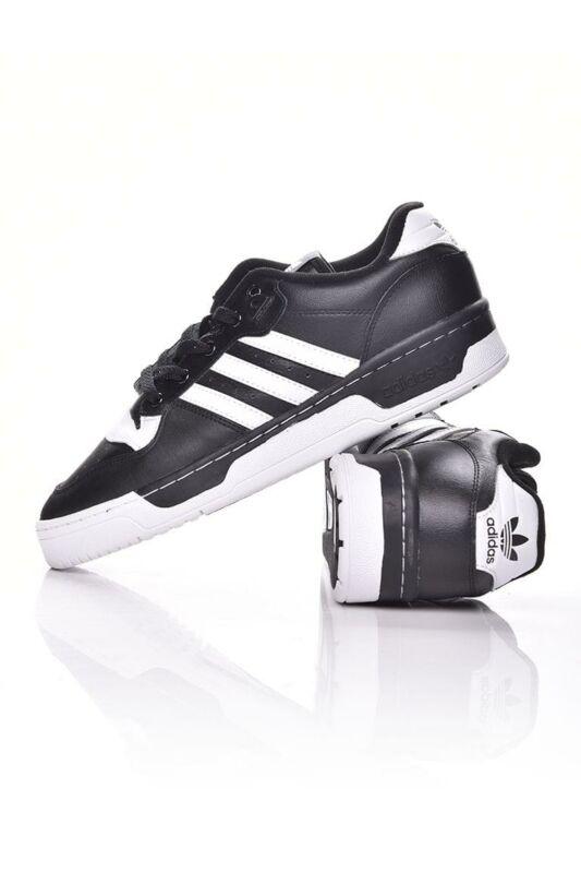 Adidas ORIGINALS Férfi Utcai cipő, fekete RIVALRY LOW, EG8063