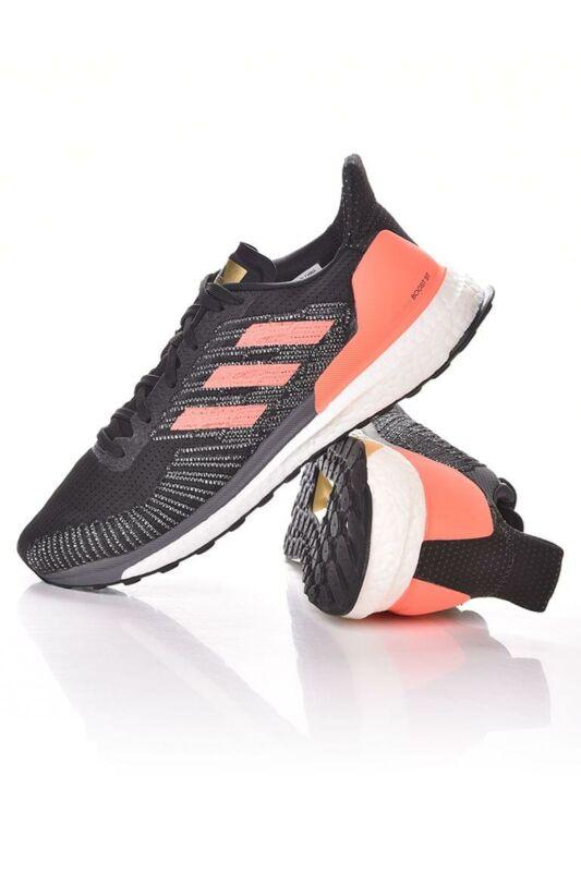 Adidas PERFORMANCE Férfi Futó cipő, Piros SOLAR BOOST ST 19 M, EH3501