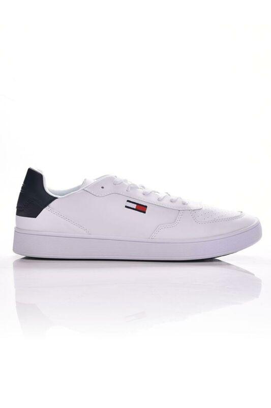 Tommy Hilfiger Férfi Utcai cipő, Fehér ESSENTIAL CUPSOLE, EM0EM00647_0YBR