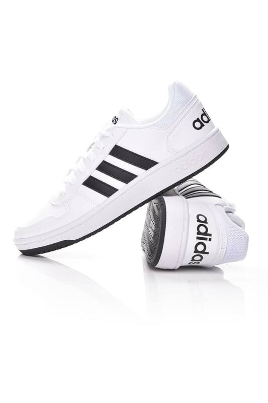 Adidas ORIGINALS Férfi Utcai cipö, fehér HOOPS 2.0, F34841