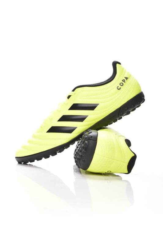 Adidas PERFORMANCE Férfi Foci cipö, világoszöld COPA 19.4 TF, F35483