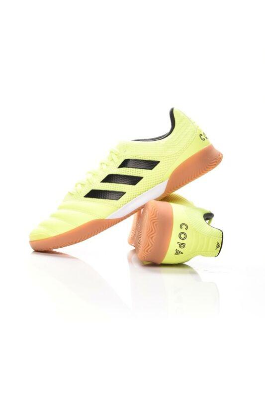 Adidas PERFORMANCE Férfi Foci cipö, világoszöld COPA 19.3 IN SALA, F35503