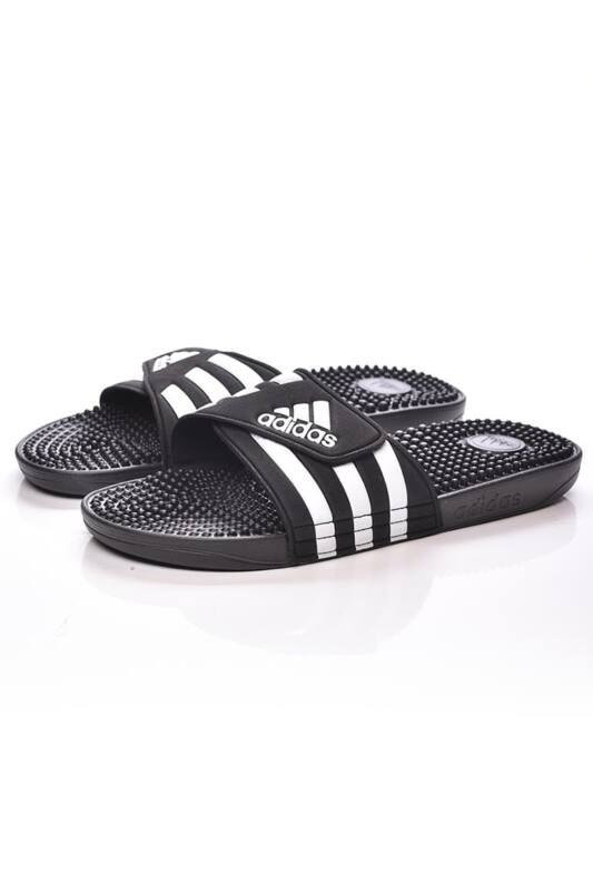 Adidas PERFORMANCE Férfi Strandpapucs, fekete ADISSAGE, F35580