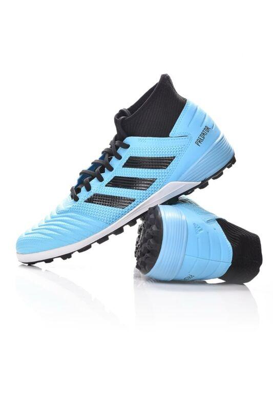 Adidas PERFORMANCE Férfi Foci cipő, kék PREDATOR 19.3 TF, F35626