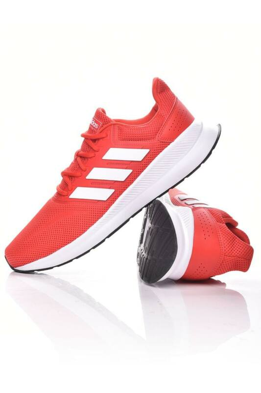 Adidas PERFORMANCE Férfi Futó cipő, bordó RUNFALCON, F36202