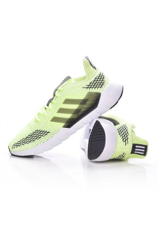 Adidas PERFORMANCE Férfi Futó cipö, sárga ASWEEGO CC, F36326