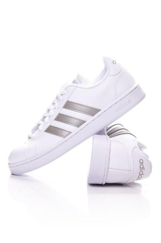 Adidas PERFORMANCE Női Utcai cipő, fehér GRAND COURT, F36485