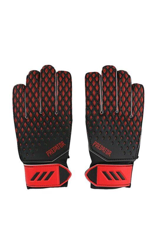 Adidas PERFORMANCE Unisex Kesztyű, Piros PRED GL TRN J, FH7294