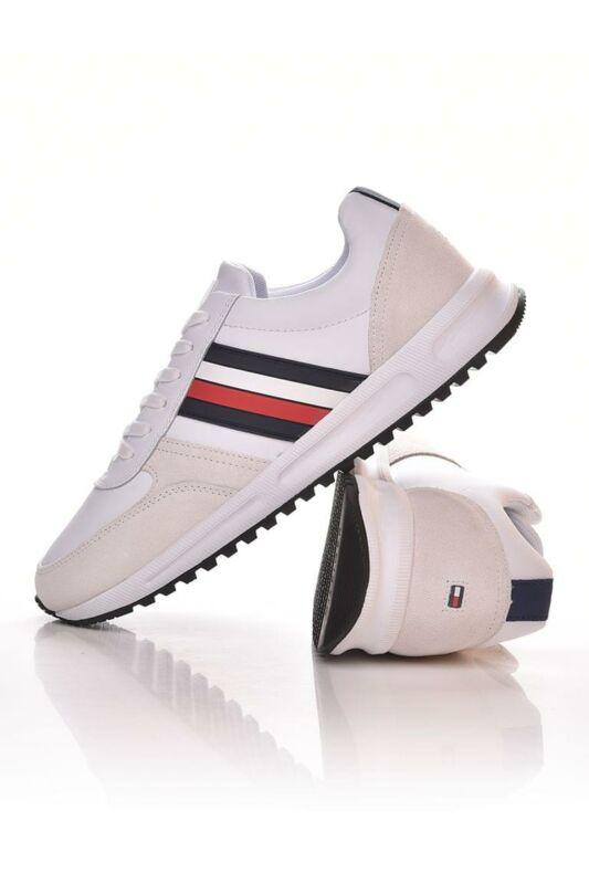 Tommy Hilfiger Férfi Utcai cipő, Fehér Modern Corporate, FM0FM02662_0100