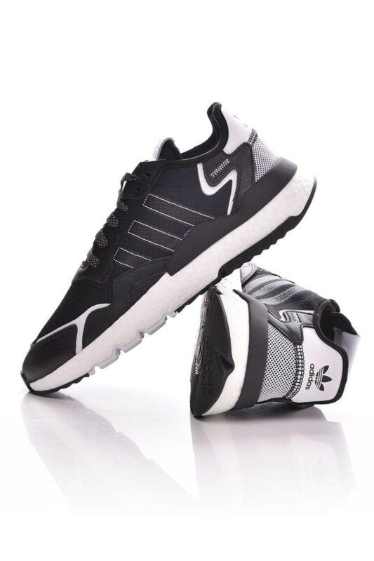 Adidas ORIGINALS Férfi Utcai cipő, Fekete NITE JOGGER, FW2055